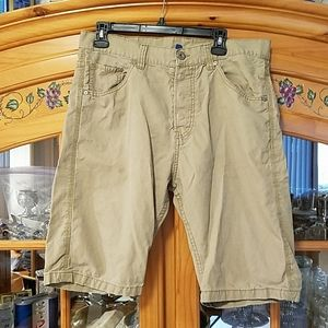 H & m divided shorts size 32